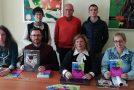 Giornate di scienza al villaggio scolastica di Pontedera