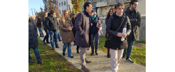 """Camminando con """"Pisa nel Cuore"""" in San Marco"""