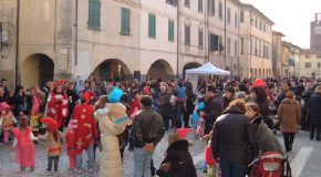 "Carnevale 2019, ""martedì grasso"" in corso a Cascina"
