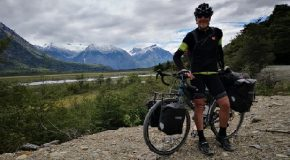 Continua il viaggio di Carlo Pellegrini tra Cile e Argentina per raccogliere fondi per il Meyer