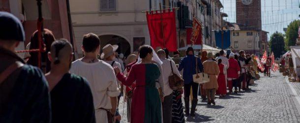 Aspettando la battaglia 2019: tre giorni di Medioevo a Cascina