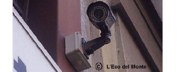 Potenziamento degli impianti di videosorveglianza a Cascina