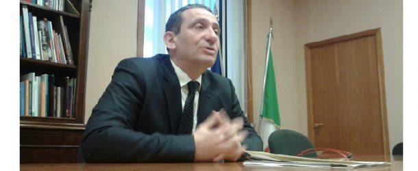 Il Prefetto di Pisa, Giuliano Castaldo, in visita a Pontedera