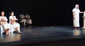 """Teatro comico per il cartellone di """"Utopia del Buongusto"""" – I Sacchi di Sabbia in scena alle prese con Euripide"""