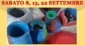 Da sabato 8 settembre al via i campus al museo della ceramica