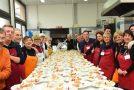 Tutti a Tavola, cucinano i commercianti di Calcinaia !