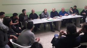 Cena di presentazione del Candidato a Sindaco della Lista Civica Vicopisano in Cammino, Matteo Ferrucci