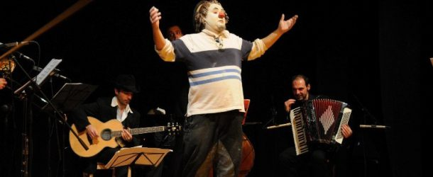 Teatro & Musica per Utopia del Buongusto conBALCANIKAOS LEGEND