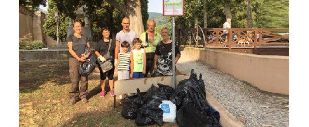 Volontariato ambientale sempre più attivo nel territorio di Vicopisano