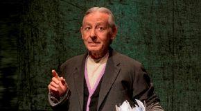 Leo Gullotta in 'Bartleby lo scrivano' – Debutto 11 e 12 febbraio a San Casciano (Firenze)