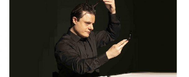 "Venerdì 14 febbraio (ore 21) – ""The night writer"" con Lino Musella a Pontedera (Teatro Era)"