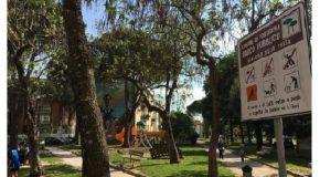 """Partirà a settembre il """"Progetto per la sicurezza e il decoro dei parchi pubblici"""" a Pontedera"""