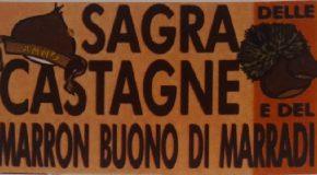 """A Marradi (appennino tosco-romagnolo) per la """"festa della castagna"""""""