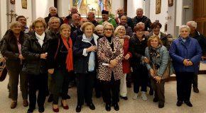 Uliveto Terme festeggia Monsignor D'Angiolo