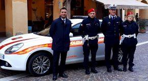 Nuovi mezzi per la Polizia Municipale di Cascina