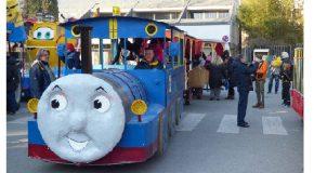 Domenica 17 febbraio torna il Carnevale dei bambini in Piazza Cavalca a Vicopisano