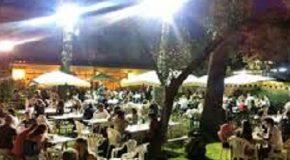 """Si rinnova alla """"Villa dei limoni"""" l'antica tradizione butese del venerdì sera"""
