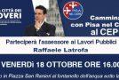"""Camminando con """"Pisa nel Cuore"""" – Venerdì 18 ottobre dalle 16:00 al CEP"""