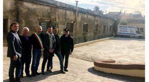 Inaugurato il nuovo parcheggio in Via della Chiesa a San Giovanni alla Vena, 11 posti auto in paese