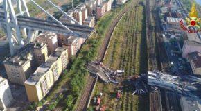"""Tragedia del  viadotto Morandi – le alternative per """"saltare"""" Genova"""