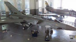 Con la A.A.A. al museo storico dell'aeronautica a Vigna di Valle (sul lago di Bracciano)