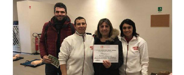 A San Giovanni alla Vena lezioni della Croce Rossa di sulle manovre salvavita pediatriche
