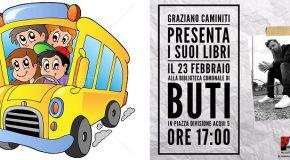 Presentazione del libro di Graziano Caminiti