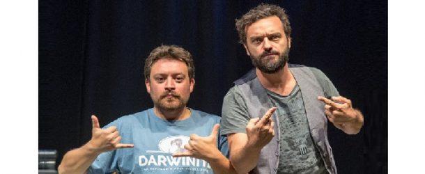 """In scena  a Fucecchio la coppia Goretti/Loizzi con """"Comici 5.0"""""""