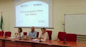 Presentato il Piano di Azione Energetico (PAE) dell'Unione Valdera