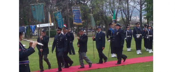 PUNTUALE PRESENZA DELLA ASSOCIAZIONE ARMA AERONAUTICA SEZ. VALDERA ALL'ANNUALE GIURAMENTO DEGLI O.N.F.A.