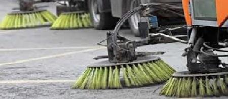 Domani spazzamento strade a Cascina