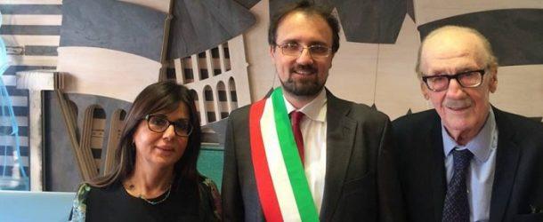 Due neo-cavalieri nominati questa mattina in Prefettura a Pisa