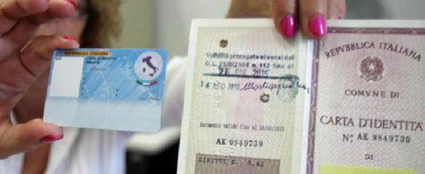 Dal 2 gennaio a Vicopisano la carta elettronica di identità; tutte le informazioni