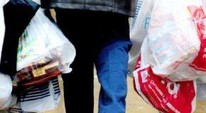 Rivoluzione nella spesa alimentare: dal 1° gennaio sacchetti conformi e compostabili o sanzioni salate !