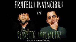 RossoScena  2017/18 – Venerdì 12 e sabato 13 gennaio in scena Scenica Frammenti con Perfetto Imperfetto