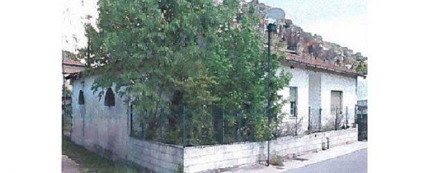 Avviso d'asta per vendita di immobile, ex casello idraulico di Uliveto Terme
