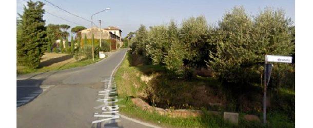Cascina, Via Giordano Bruno chiusa al traffico e lavori in via di Mezzo Nord