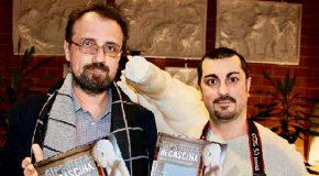 """Esce il libro """"La Gipsoteca di Cascina"""" degli storici Antonio Martini e Diego Sassetti"""