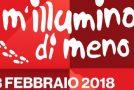 """Il comune di Calcinaia """"s'illumina di meno"""""""