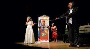 """A Bientina """"Romeo e Giulietta stanno bene ! Amore contro tempo""""  Liberamente ispirato a Romeo e Giulietta di Shakespeare"""