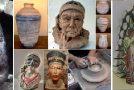 """""""I miei primi 10 anni"""": mostra di ceramiche di Umberto De Mattia"""