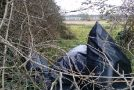 La Polizia Municipale di Calcinaia individua una ditta responsabile di abbandono dei rifiuti