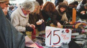 Arrestati al mercato Cascina tre abusivi