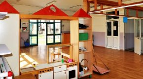"""Terminati i lavori alla scuola dell'infanzia """"Nelson Mandela"""" di Pontedera"""