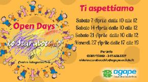 """""""OPEN DAY"""" al nido """"LO SCARABOCCHIO"""", il centro per l'infanzia di Bientina"""