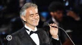 Benemerenza al merito di San Ranieri al tenore Andrea Bocelli