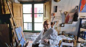 L'artista butese Lori Scarpellini espone a Firenze