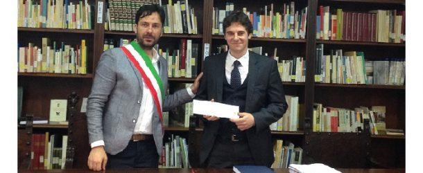 Al dottor Giorgio Barsotti il premio Paoletti in memoria del dirigente del comune di Bientina