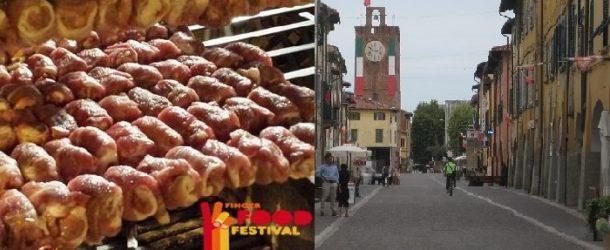 """3^ edizione del """"Finger Food Festival"""" a Cascina: un week-end di concerti per buongustai"""
