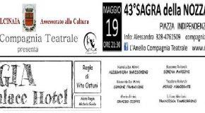 A Calcinaia la Sagra della Nozza: dolci prelibatezze e teatro in piazza